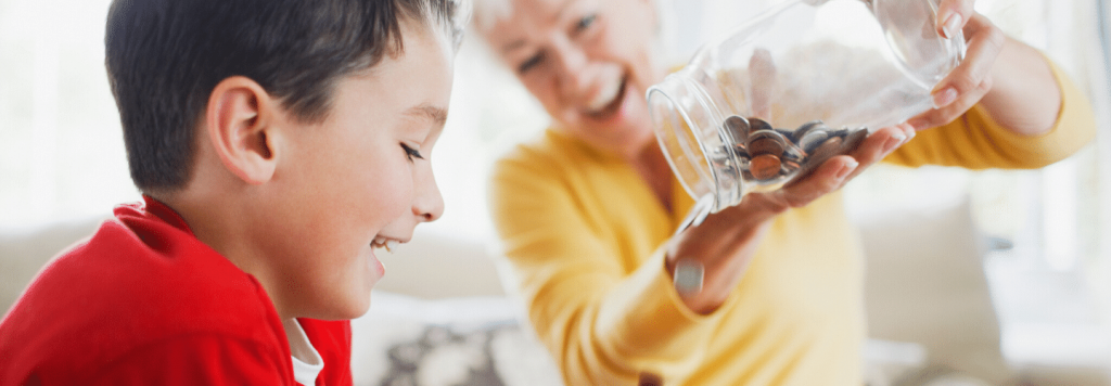 Poupança para os netos: um presente para o futuro