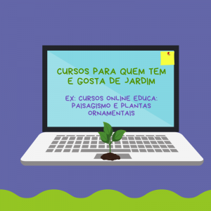 cursos online para jardinagem