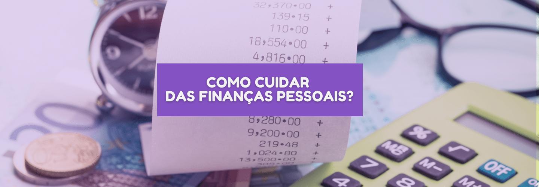 Finanças pessoais cover