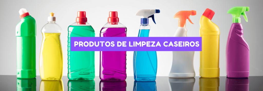 Hora da faxina: 9 produtos de limpeza caseiros infalíveis